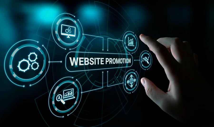 разработка раскрутка продвижение сайтов